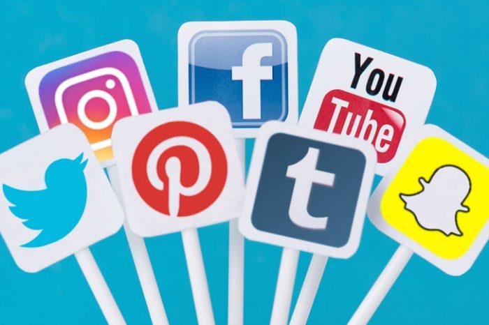 Redes sociais quais escolher?